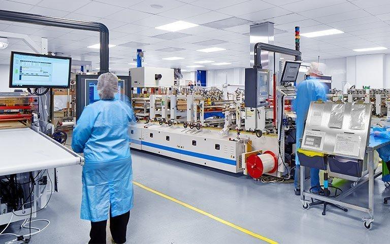 working at bemis healthcare packaging europe